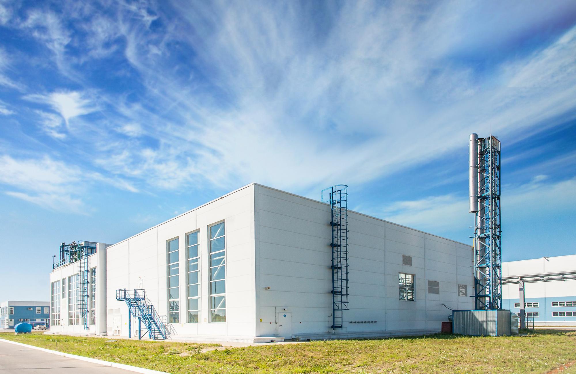 Фабрика завод картинка
